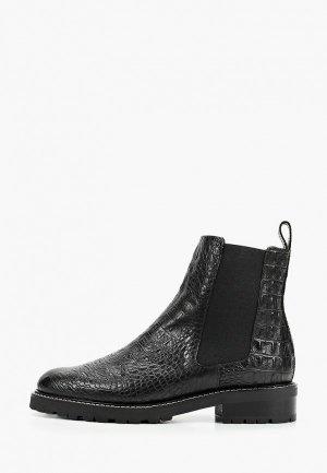 Ботинки Gardenia Copenhagen. Цвет: черный