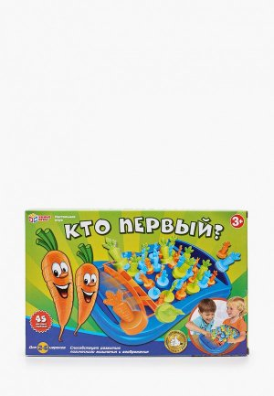 Игра настольная Играем Вместе. Цвет: разноцветный