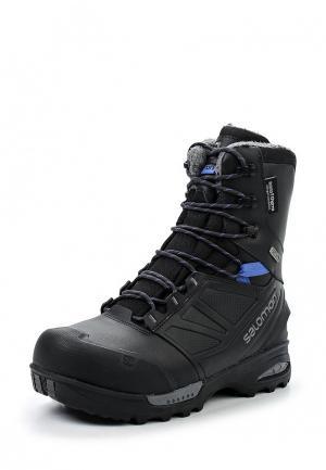 Ботинки Salomon TOUNDRA PRO CSWP W. Цвет: черный