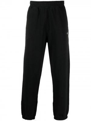 Спортивные брюки Stussy. Цвет: черный