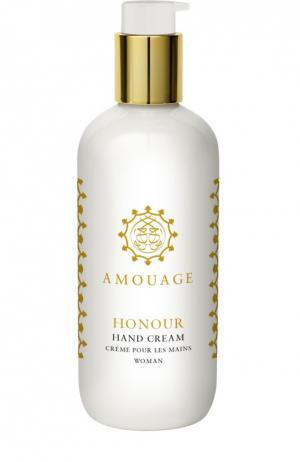Крем для рук Honour Amouage. Цвет: бесцветный
