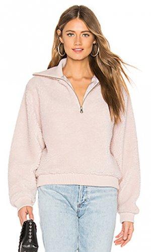 Пуловер jamey Lovers + Friends. Цвет: румянец