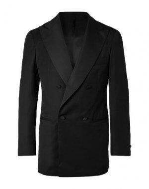 Пиджак P.JOHNSON. Цвет: черный