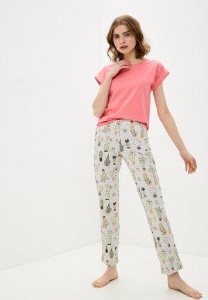 Пижама Агапэ. Цвет: разноцветный