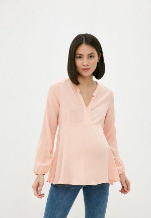 Блуза LC Waikiki. Цвет: розовый