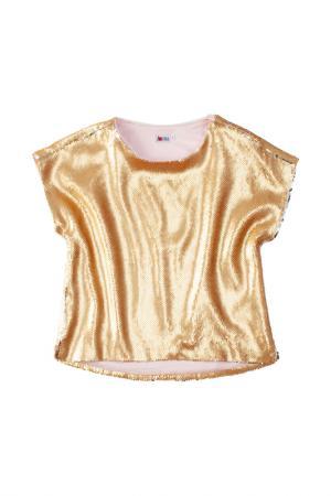 Блузка I love to dream. Цвет: золотой