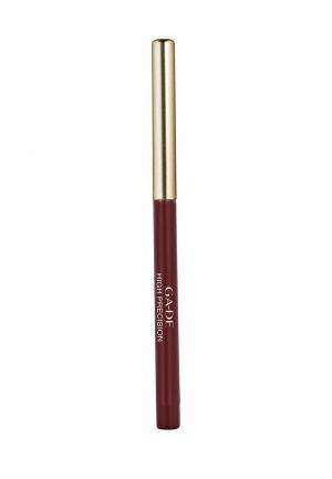 Карандаш для губ Ga-De HIGH PRECISION № 24, 0,28 гр. Цвет: бордовый