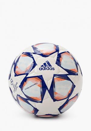 Мяч футбольный adidas FIN 20 PRO SAL. Цвет: разноцветный