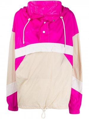 Пуловер оверсайз Isabel Marant. Цвет: розовый