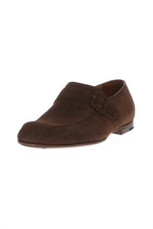 Туфли Bottega Veneta. Цвет: коричневый