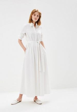 Платье Chapurin STUDIO. Цвет: белый