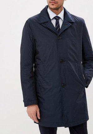 Куртка утепленная Absolutex. Цвет: синий