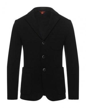 Пиджак BARENA. Цвет: черный