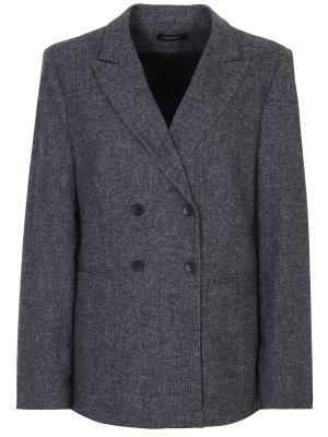Пиджак двубортный VASSA&CO