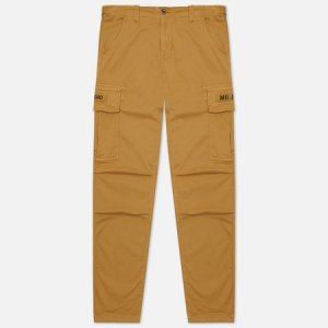 Мужские брюки Squad Alpha Industries. Цвет: бежевый