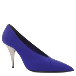 Туфли 1F621N090 синий CASADEI