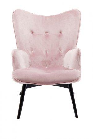 Кресло Vicky Kare. Цвет: розовый