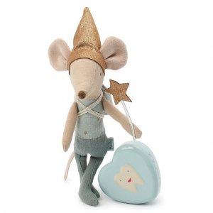 Игрушка Зубная фея со шкатулкой Maileg. Цвет: разноцветный