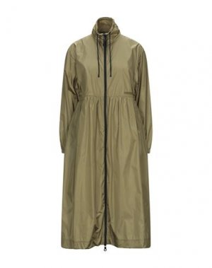 Легкое пальто DUVETICA. Цвет: зеленый-милитари