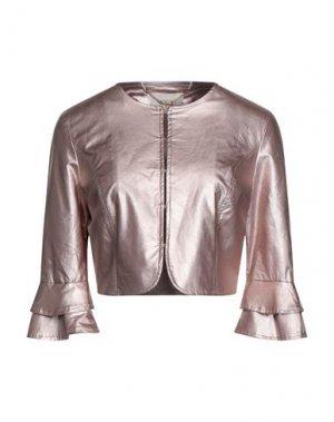 Пиджак FRACOMINA. Цвет: пастельно-розовый