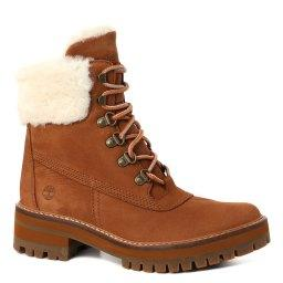 Ботинки Courmayeur Shearling Boot коричневый TIMBERLAND