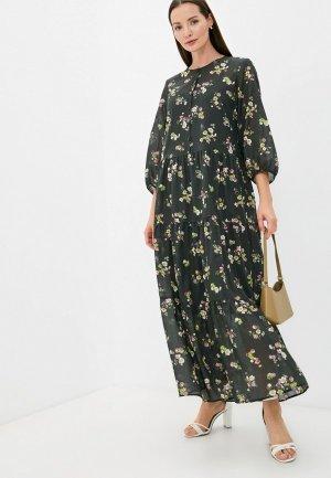 Платье Gerry Weber. Цвет: зеленый