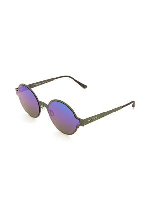 Очки солнцезащитные Italia Independent. Цвет: 017 gls фиолетовый