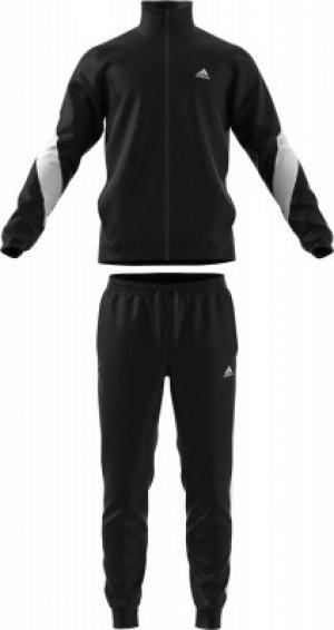 Костюм мужской adidas, размер 44-46 Adidas. Цвет: черный