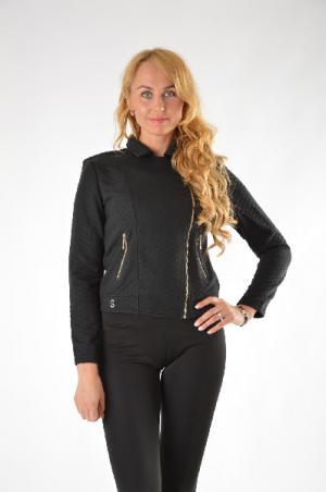 Куртка S3. Цвет: черный
