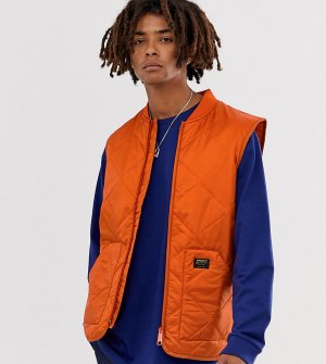 Оранжевый жилет Carhartt WIP