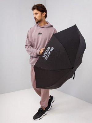 Зонт BLACK STAR Wear. Цвет: черный