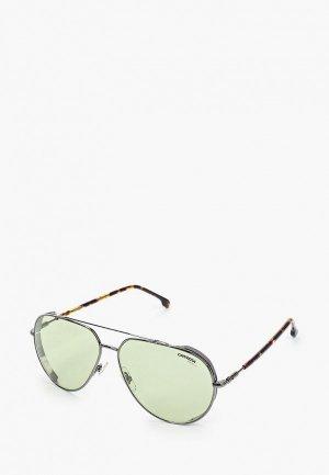 Очки солнцезащитные Carrera 221/S EKP. Цвет: зеленый