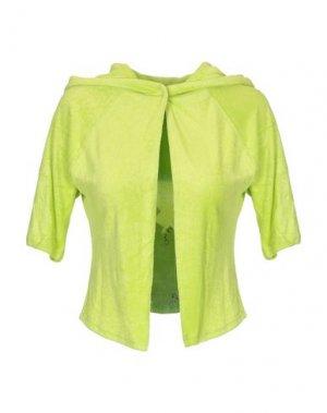 Кардиган B2. Цвет: кислотно-зеленый