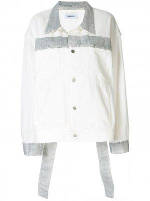 Джинсовая куртка Reflector Ambush
