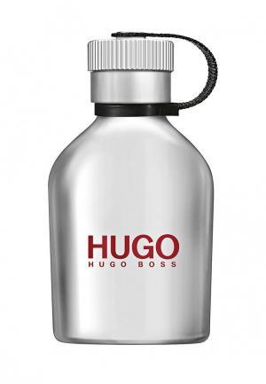 Туалетная вода Hugo Boss Iced, 75 мл. Цвет: прозрачный