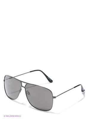 Солнцезащитные очки SELECTED. Цвет: бронзовый