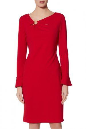 Dress Gina Bacconi. Цвет: red