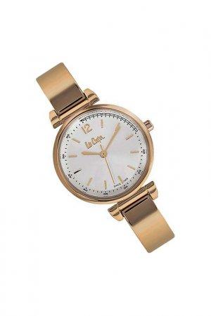 Наручные часы Lee cooper. Цвет: розовый