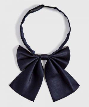 Галстук-бабочка для девочек O`Stin. Цвет: темно-синий