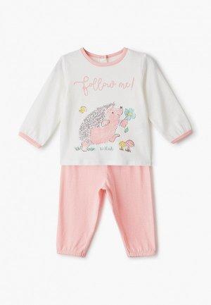 Пижама Blukids. Цвет: разноцветный