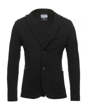 Пиджак HYDRA CLOTHING. Цвет: черный