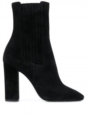 Ботинки челси Lou Saint Laurent. Цвет: черный