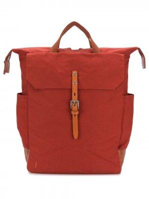 Рюкзак Fin Ally Capellino. Цвет: оранжевый