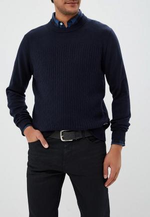 Джемпер Calvin Klein Jeans. Цвет: синий