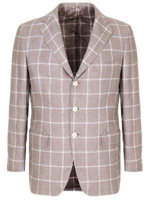 Классический пиджак ANDREA CAMPAGNA