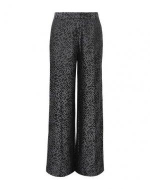 Повседневные брюки EQUIPMENT. Цвет: стальной серый