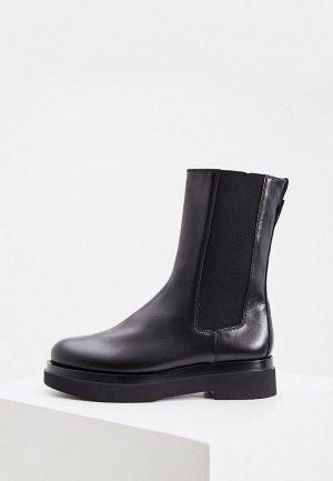 Ботинки Högl STEEL. Цвет: черный