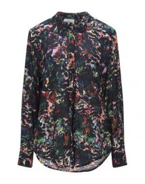 Pубашка JEFF. Цвет: черный