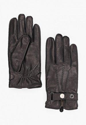 Перчатки Fioretto. Цвет: черный