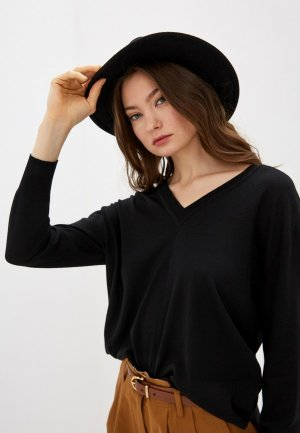 Пуловер Forte. Цвет: черный